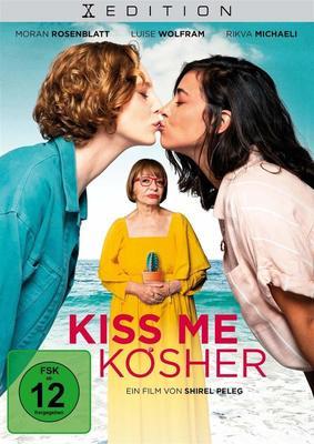 """Liebe über die Grenzen hinaus: Wir verlosen die Komödie """"Kiss Me Kosher"""" auf DVD"""