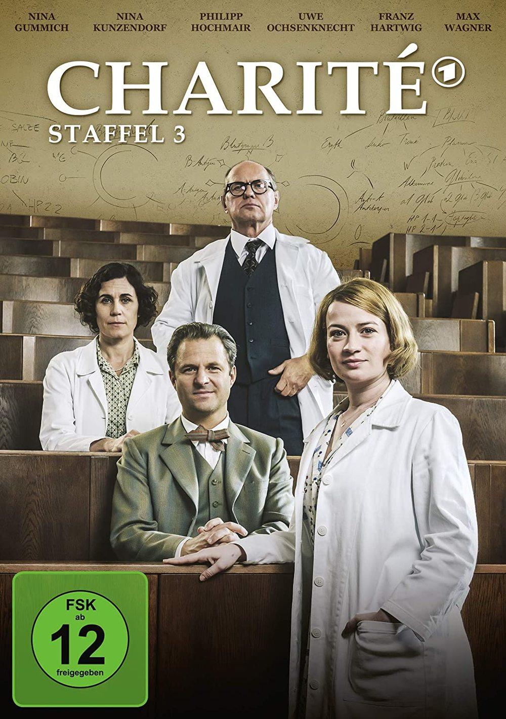 """Die Mauer verändert alles: Wir verlosen die dritte Staffel von """"Charité"""" auf DVD"""