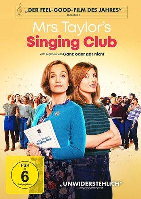 """Ein Chor für das Leben: Wir verlosen die warmherzige Komödie """"Mrs. Taylor´s Singing Club"""" auf DVD"""