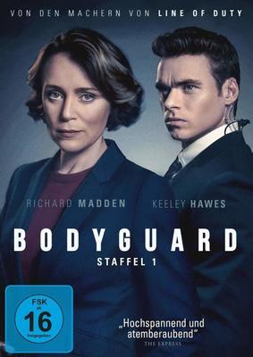 """Zwischen Terror und Politik: Wir verlosen die spannende Thriller-Serie """"Bodyguard"""" auf DVD"""