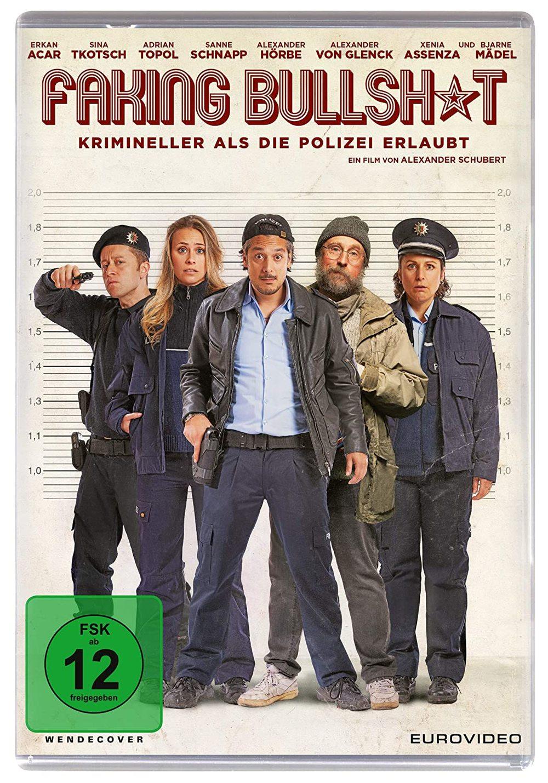 """Krimineller als die Polizei erlaubt: Wir verlosen die deutsche Komödie """"Faking Bullshit"""" auf DVD oder BD"""