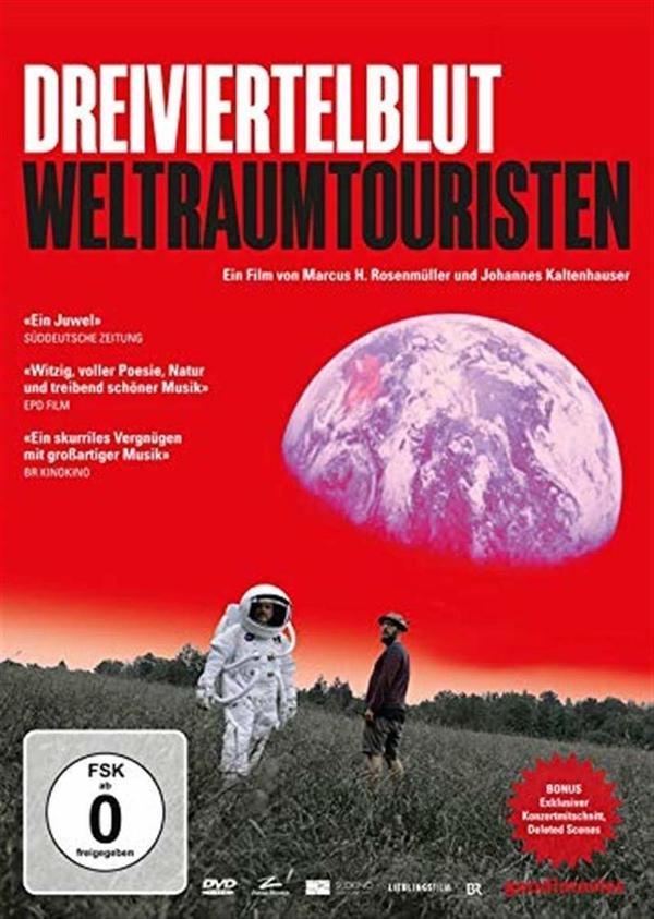 """Hinter den Kulissen: Wir verlosen die Musik-Dokumentation """"Dreiviertelblut - Weltraumtouristen"""""""