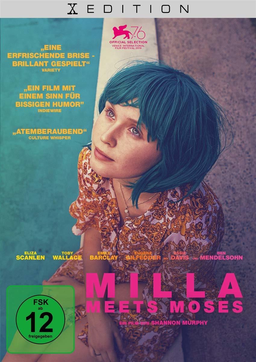 """Einer der Überraschungshits des Jahres 2020: Wir verlosen das Meisterwerk """"Milla meets Moses"""" auf DVD"""