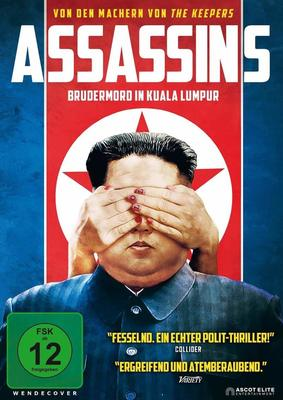 """Brudermord in Kuala Lumpur: Wir verlosen die Dokumentation """"Assassins"""" auf DVD oder BD"""