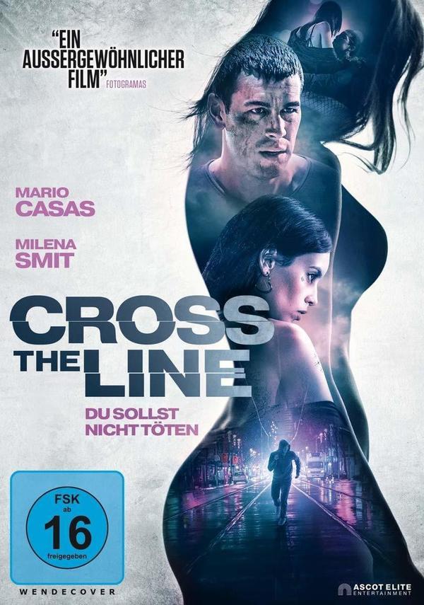 """Du sollst nicht töten: Wir verlosen den Mystery-Actionfilm """"Cross The Line"""" auf DVD oder BD"""