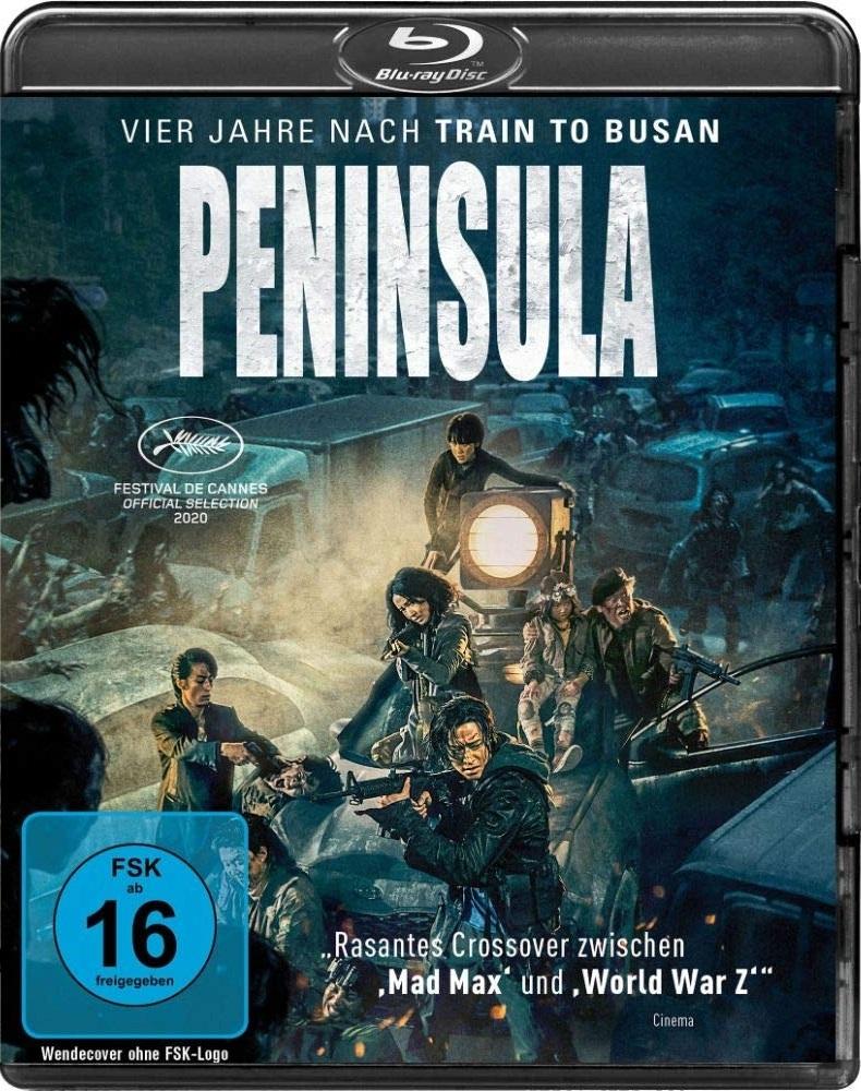 """Vier Jahre nach Train to Busan: Wir verlosen zur Zombie-Fortsetzung """"Peninsula"""" ein tolles Fan-Paket"""