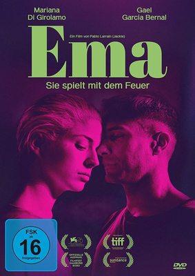 """Feurige Arthouse-Perle: Zum digitalen Start von """"Ema - Sie spielt mit dem Feuer"""" verlosen wir den Film auf DVD und BD"""