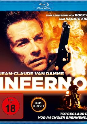 """Wir verlosen den Uncut-Actioner """"Inferno"""" mit Van Damme auf BD"""