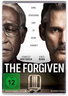 """Wir verlosen das Drama """"The Forgiven - Ohne Vergebung gibt es keine Zukunft"""" mit  Forest Whitaker auf DVD"""