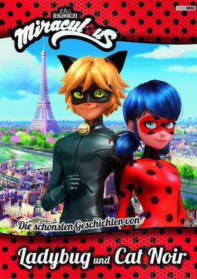 """Ladybug und Cat Noir: Gewinnt zum Miraculous """"SUPER SCHURKEN TAG"""" Tag am 27.03. im Disney Channel ein schönes Fan-Paket"""