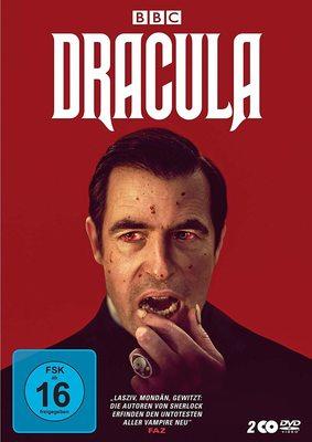 """Bissig: Wir verlosen die Horror-Serie """"Dracula"""" auf DVD und BD"""