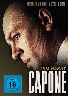 """Tom Hardy als Al Capone: Wir verlosen das Drama """"Capone"""" auf DVD oder BD"""