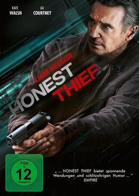 """Liam Neeson zurück in Action: Wir verlosen """"Honest Thief"""" auf DVD"""