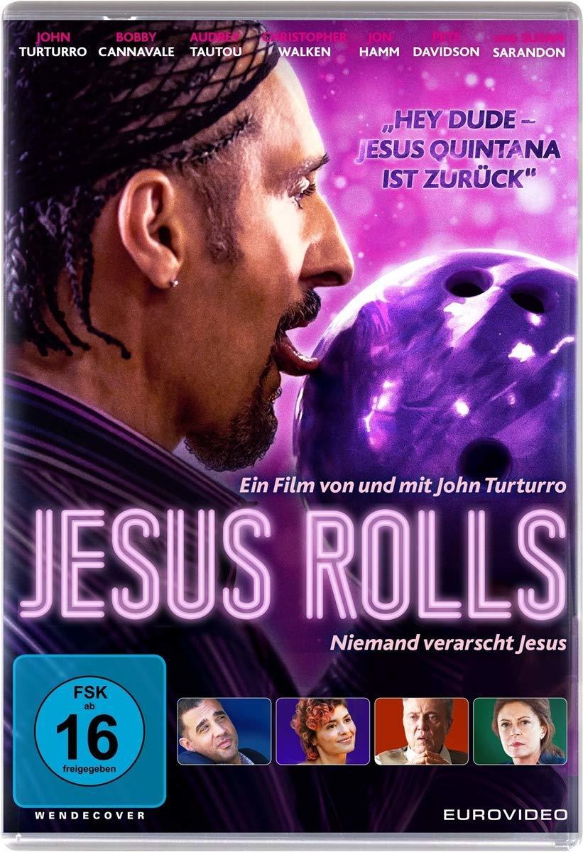 """Dios mio, Mann: Wir verlosen """"Jesus Rolls - Niemand verarscht Jesus"""" auf DVD"""