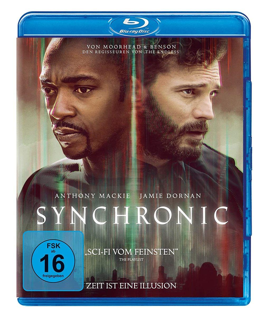 """Zeit ist eine Illusion: Wir verlosen """" Synchronic"""" auf BD"""
