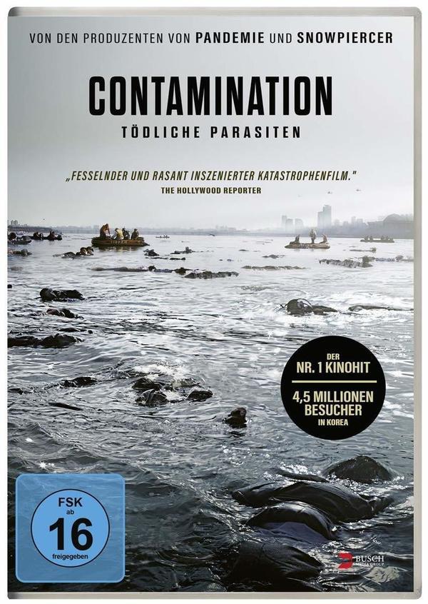 """Kino-Hit aus Südkorea: Wir verlosen eine DVD oder BD von """"Contamination - Tödliche Parasiten"""""""