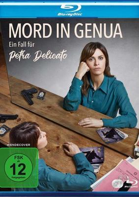 """Krimi-Spannung aus Italien: Wir verlosen """"Mord in Genua - Ein Fall für Petra Delicato"""" auf BD"""