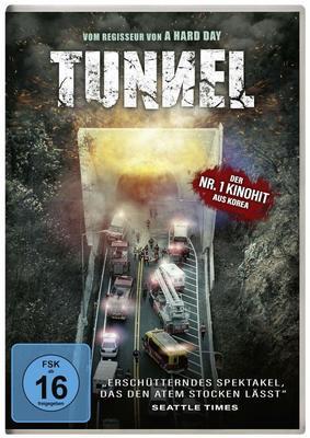 """Lebendig begraben: Wir verlosen den Thriller """"Tunnel"""" auf DVD oder BD"""