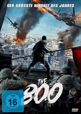 """Imposantes Kriegsdrama aus China: Wir verlosen """"The 800"""" auf DVD und BD"""