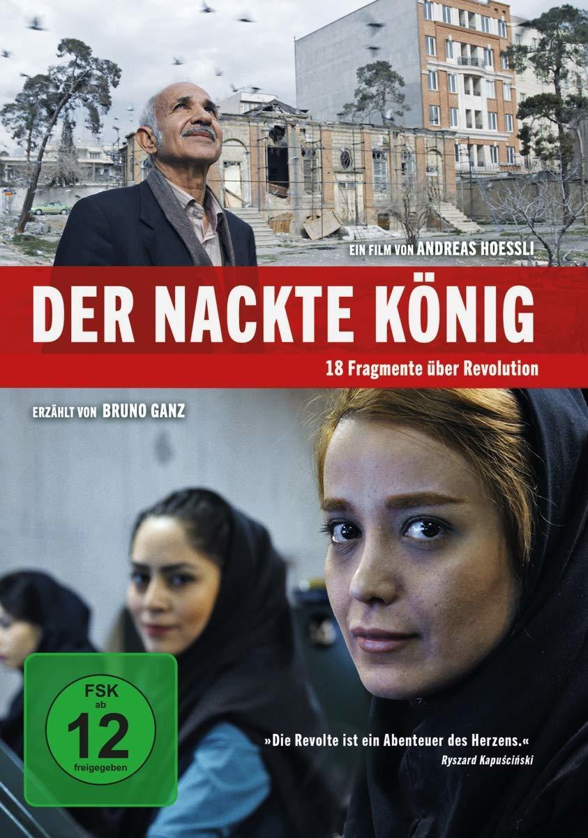 """Wir verlosen die Doku """"Der nackte König: 18 Fragmente über Revolution"""" auf DVD"""