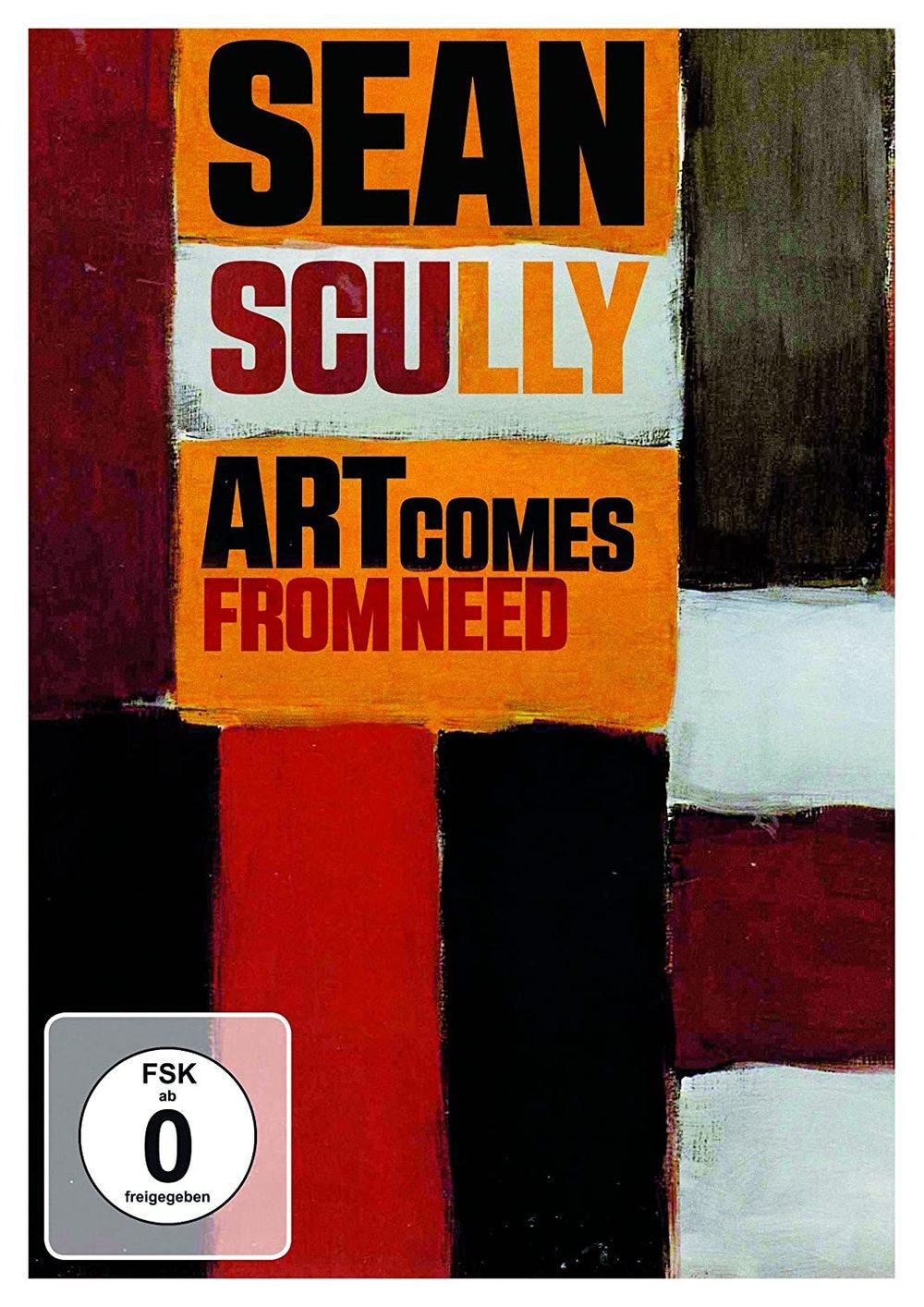 """Einer der wichtigsten Künstlern unserer Zeit: Wir verlosen zum W-film VOD Start eine DVD von """"Sean Scully - Art comes from Need"""""""