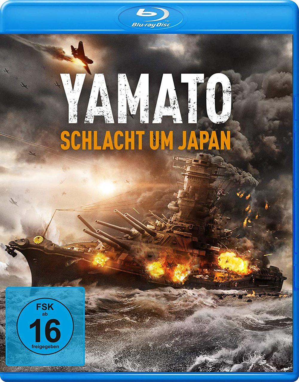 """Kriegs-Thriller aus Japan: Wir verlosen """"Yamato - Schlacht um Japan"""" auf BD"""