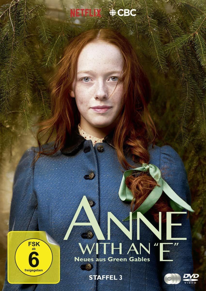 """Das Ende einer fantastischen Reise: Wir verlosen die dritte und finale Staffel von """"Anne with an E: Neues aus Green Gables"""" auf DVD"""