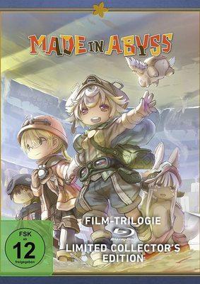 """Würdige Nachfolger der Anime-Serie: Wir verlosen die """"Made in Abyss"""" - Die Film-Trilogie als DVD Limited Collector's Edition"""