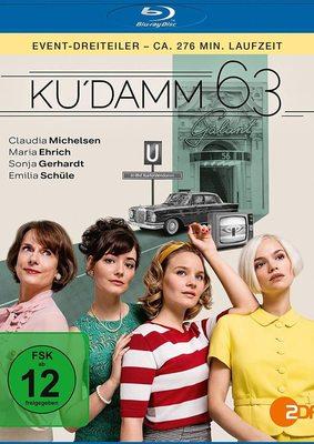 """Deutschland, Anfang der 1960er: Wir verlosen """"Ku'damm 63"""" auf BD"""