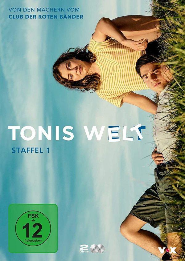 """Die neue Serie der """"Club der roten Bänder""""-Macher: Wir verlosen Staffel 1 von """"Tonis Welt"""" auf DVD und BD"""
