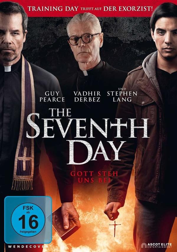 """Teufelsaustreibung mit Guy Pearce: Wir verlosen """"The Seventh Day - Gott steh uns bei"""" auf DVD und BD"""