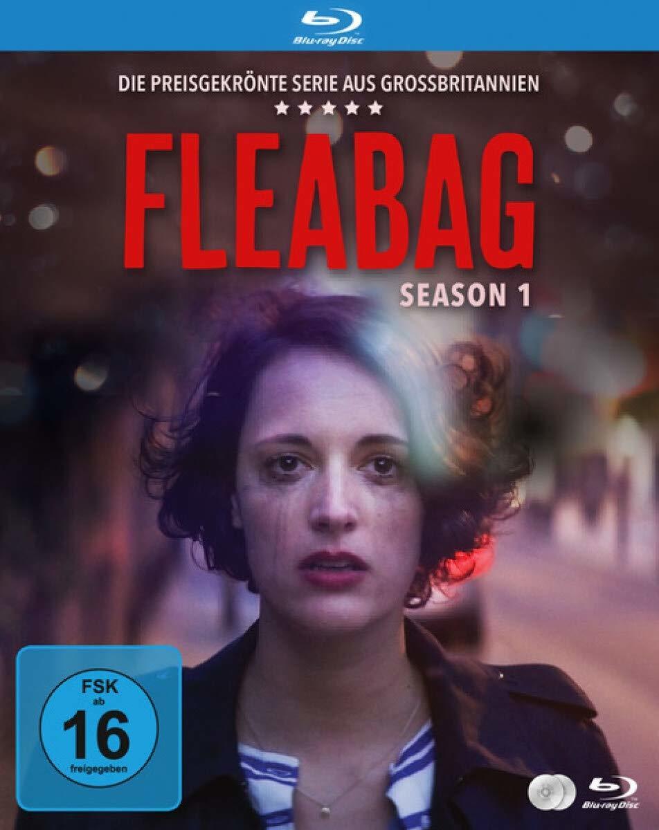 """Unbedingt ansehen: Wir verlosen die preisgekrönte Serie """"Fleabag"""" Staffel 1 auf BD"""
