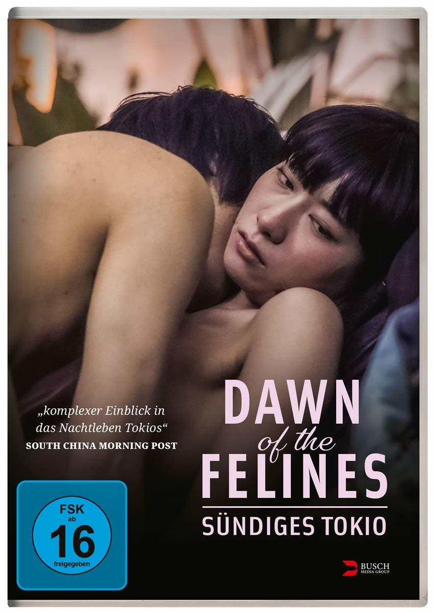 """Das Nachtleben von Tokio: Wir verlosen das Drama """"Dawn of the Felines - Sündiges Tokio"""" auf DVD oder BD"""