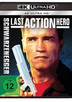"""Action-Klassiker im neuen Glanz: Wir verlosen """"Last Action Hero"""" mit Arnold Schwarzenegger als 4K-UHD"""