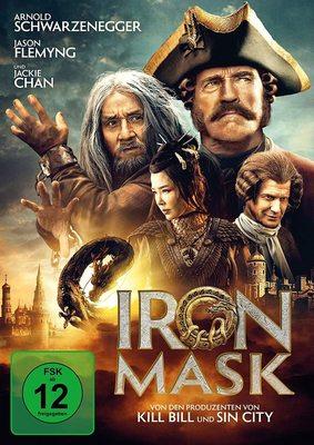 """Ein Fantasy-Epos mit Starbesetzung: Wir verlosen """"Iron Mask"""" mit Jackie Chan und Arnold Schwarzenegger auf DVD oder BD"""
