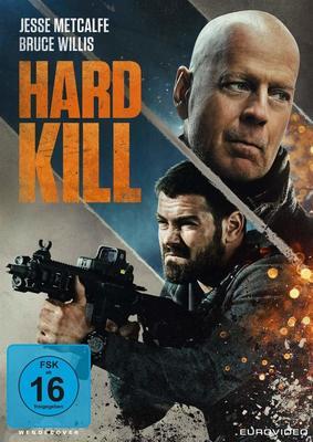 """Bruce Willis in Action: Wir verlosen den Actioner """"Hard Kill"""" auf DVD"""