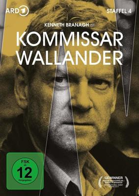 """Das Finale: Wir verlosen die vierte Staffel des Krimi-Klassikers """"Kommissar Wallander"""" auf DVD"""