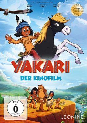"""Das erste große Kinoabenteuer: Wir verlosen zum Heimkinostart von """"Yakari - Der Kinofilm"""" ein tolles Fan-Paket"""