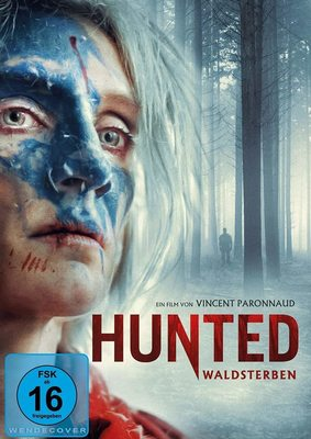 """Im Kampf um Leben und Tod: Wir verlosen den Thriller """"Hunted – Waldsterben"""" auf DVD oder BD"""