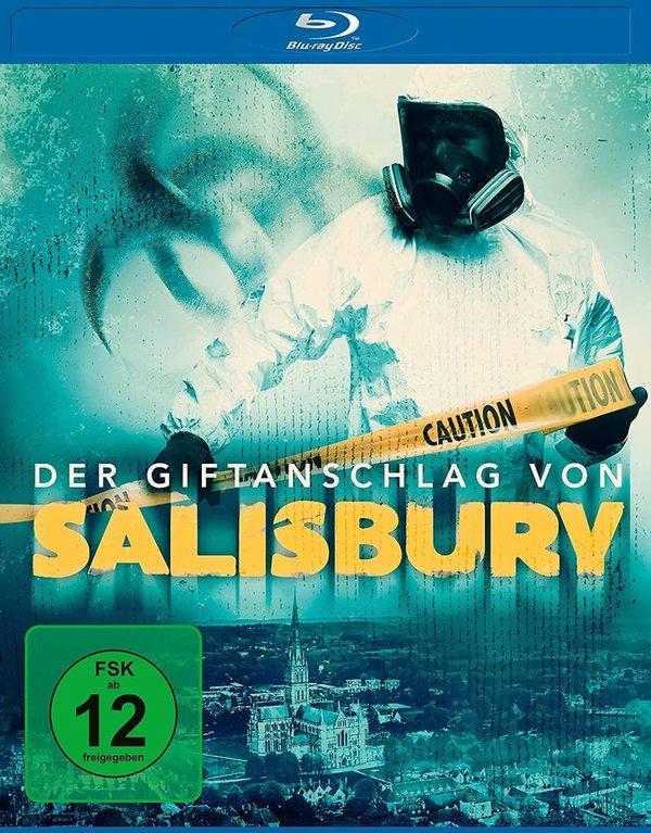 """Wir verlosen die packende Mini-Serie """"Der Giftanschlag von Salisbury"""" auf BD"""