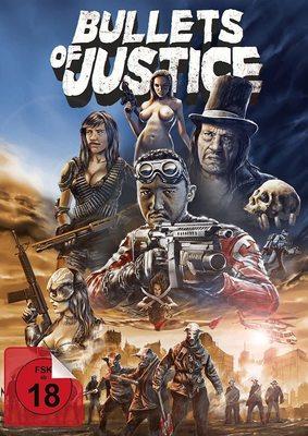 """Im Kampf gegen die Schweine: Wir verlosen die Trash-Perle """"Bullets of Justice"""" auf DVD, BD sowie als Mediabook"""
