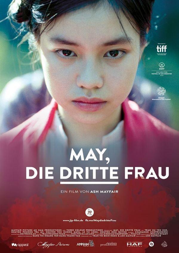 """Zum Kinostart von """"May, die dritte Frau"""" verlosen wir Freikarten zum Drama"""