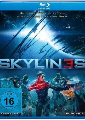 """Der Kampf um die Erde geht weiter: Wir verlosen das Sci-Fi-Spektakel """"Skylines 3"""" auf BD"""