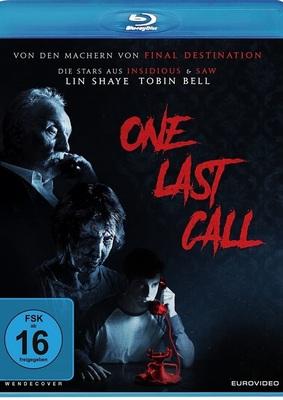 """Blutiges Testament: Wir verlosen den Horror-Thriller """"One Last Call"""" mit Lin Shaye und Tobin Bell auf DVD"""