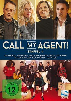 """Schwierige Stars: Wir verlosen die 4. Staffel der beliebten Serie """"Call My Agent!"""""""