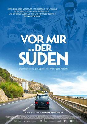 """Auf den Spuren von Pier Paolo Pasolini: Wir verlosen zum Kinostart von """"Vor mir der Süden"""" das Buch """"Eine Reise nach Neapel"""""""