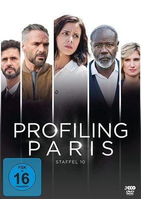 """Mord in der Stadt der Liebe: Wir verlosen die 10. Staffel der Crime-Serie """"Profiling Paris"""""""