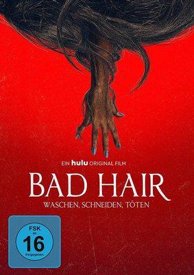"""Und ihr dachtet Vokuhila wäre grausam: Wir verlosen """"Bad Hair - Waschen, schneiden, töten"""" auf DVD und BD"""