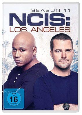 """Auch die Stadt der Engel braucht Helden: Wir verlosen die 11. Staffel der Kultserie """"NCIS: Los Angeles"""""""