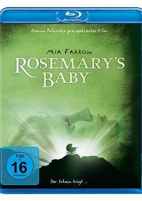 """Der Schein trügt: Wir verlosen den Kult-Klassiker """"Rosemaries Baby"""" auf BD"""